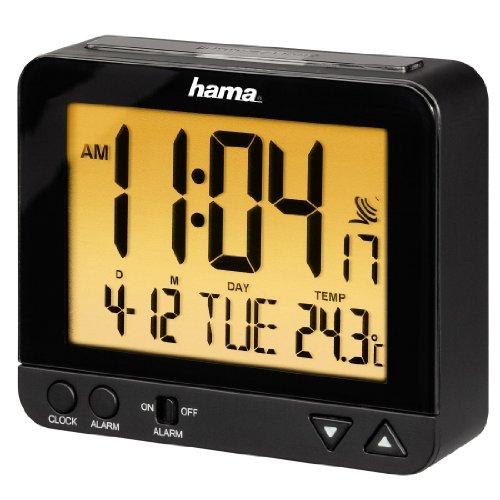 Hama 113966 Sveglia radio controllata DCF RC550
