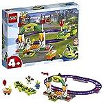 LEGO Juniors Le Acrobazie di Duke Caboom, Gioco per Bambini, Multicolore, 262 x 191 x 61 mm, 10767  LEGO