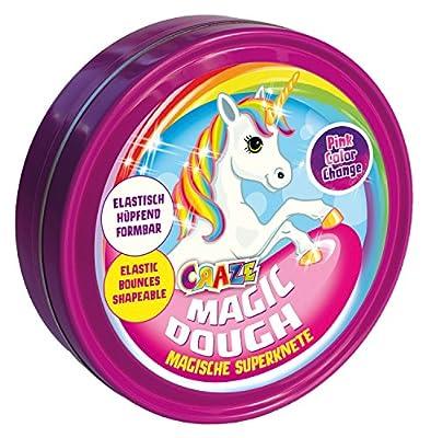 Craze 58917 Pâte Intelligente Magique - Licorne