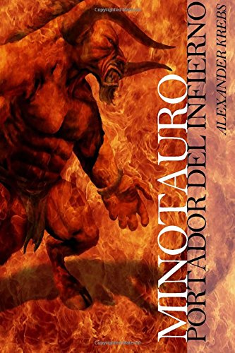 Portada del libro Minotauro: Portador del Infierno
