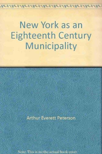 new-york-as-an-eighteenth-century-municipality