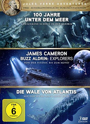 Jules Verne Adventures [3 DVDs]