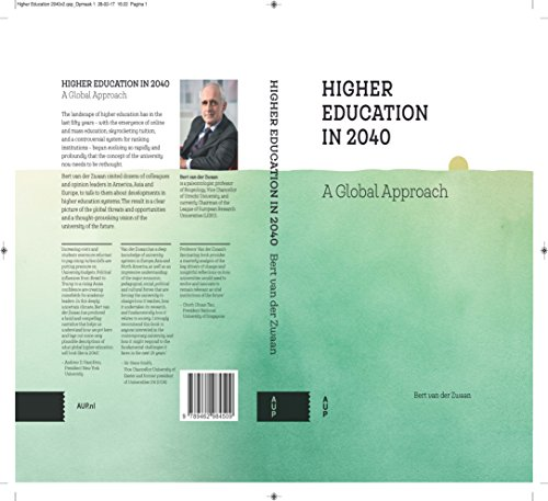 Higher Education in 2040: A Global Approach por Bert van der Zwaan
