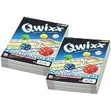 Nürnberger-Spielkarten 4025 - Qwixx Zusatzblöcke, XL, 6-er Pack
