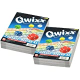 NSV - 4025 - QWIXX ZUSATZBLÖCKE, XL, 6-er Pack, Würfelspiel