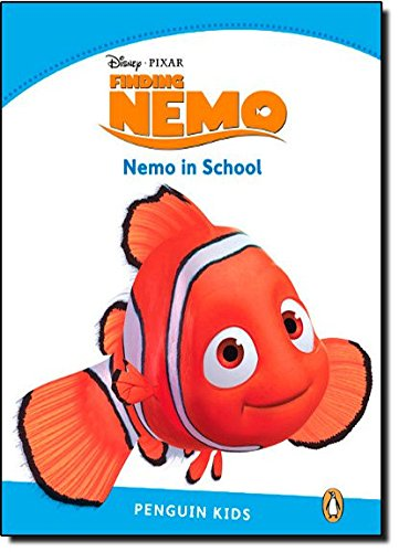 Penguin Kids 1 Finding Nemo Reader (Pearson English Kids Readers)