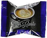 Caffè Borbone Capsula Caffè Don Carlo Miscela Blu - Confezione da 50 Pezzi