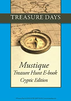 Mustique Treasure Hunt: Cryptic Edition (Treasure Hunt E-Books from Treasuredays Book 12) by [Frazer, Luise, Frazer, Andrew]