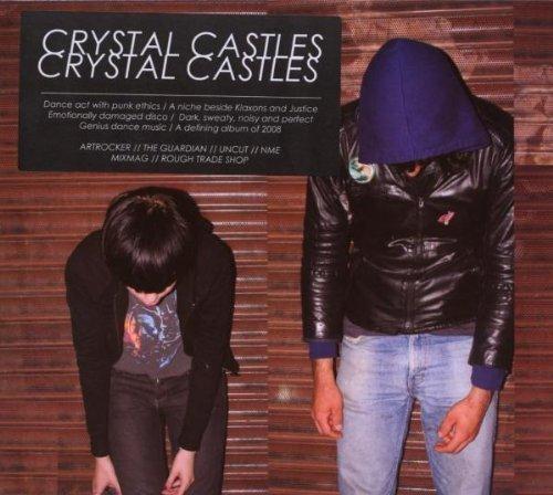 Crystal Castles by Crystal Castles [Music CD] (Crystal Castles-cd)