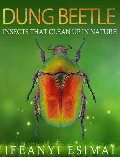Descarga gratuita Dung Beetle: The best book of bugs in pictures about what kids really want to know about insects that clean up in nature PDF