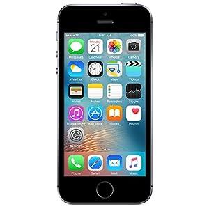 (Renewed) Apple iPhone SE MP822HN/A (Space Grey, 32GB)
