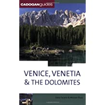 Venice, Venetia & the Dolomites, 4th (Cadogan Guides)