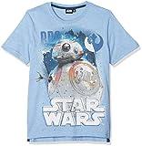 STAR WARS 173769 T-Shirt, Bleu (Bleu Bleu), (Taille Fabricant:6 Ans) Garçon
