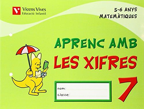 Aprenc Amb Les Xifres 7. 5-6 Anys - 9788431682774