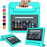 Surom Kids Case for New Amazon Fire 7 2019, Shock Proof