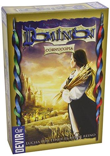 WizKids - Dominion Cornucopia, gioco da tavolo (CORNU) [importato dalla (Tavolo Cornucopia)