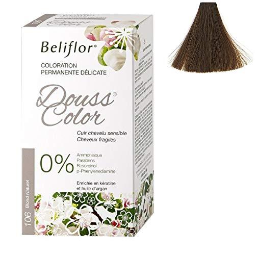 Beliflor - Coloration Dousscolor Blond Naturel 131ml - 135Ml - Vendu par pièce - Livraison Gratuit en France