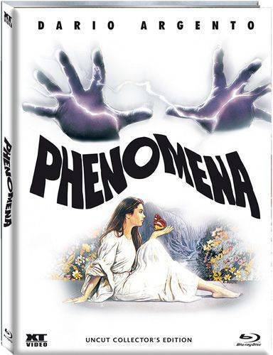 Phenomena - Uncut Collector´s Edition [Blu-ray Mediabook]