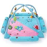 Persevering Melody - Toy Baby Spielmatten, Neugeborene Baby Spielmatte Mit Aktivitätszentrum, Musik Und Klängen, Geeignet Von Geburt An