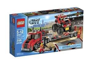 Lego City Monster Truck Transporter