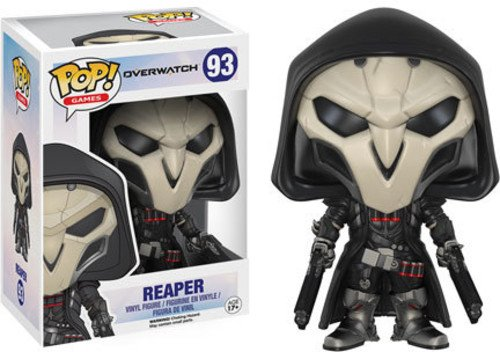 funko pop 9299 games overwatch reaper - fortnite freigabedatum