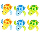 Zooawa Bath toy, Swimming Floating Turtle Bathtub Wind-up - Best Reviews Guide