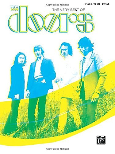 The Very Best of the Doors: Piano/Vocal/Guitar by Doors (1-Jan-2015) Sheet music