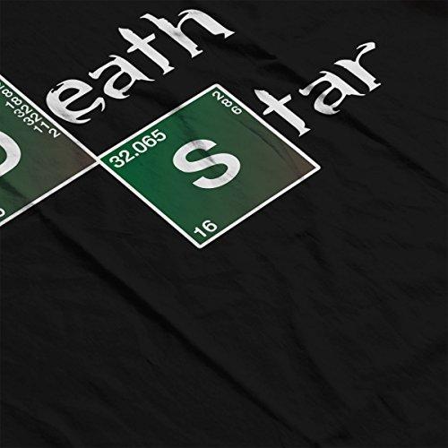 Star Wars Rogue One Death Star Breaking Bad Logo Women's Vest Black