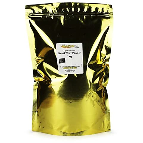 Organic Sweet Whey Powder