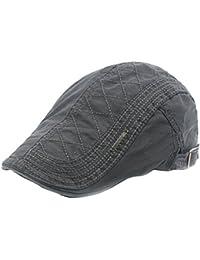 ee325dbe1c14e JUNGEN Sombrero unisex de la boina sombrero de moda del sombrero del estilo  de Inglaterra sombrero