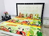 Reliable Trends Multi Color Kids Cartoon...