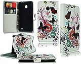 NEW Étui à rabat en cuir pour HTC desire 510étui portefeuille Housse étui coque pochette