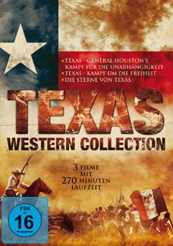 Texas Western Collection [2 DVDs]
