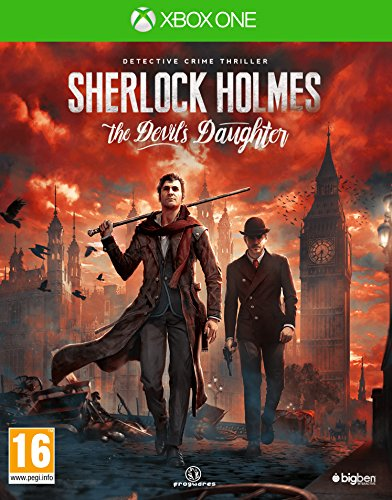 Sherlock Holmes: The Devil's Daughter [Importación Inglesa]