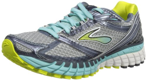 Brooks Ghost 6 W, Damen Laufschuhe Mehrfarbig