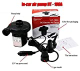 #9: Magicwand DC Electric Air Pump For Inflating / Deflating Sofa, Bed, Swimming Pool Tubes, Toys,Air Bags, Mattresses