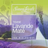 Simon Lévelt Lavendel Mate-Tee, 10 TB, 6er Pack (6 x 15 g) - Bio