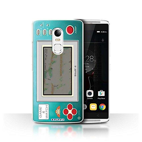 Stuff4® Hülle/Case für Lenovo Vibe X3 / Donkey Kong JR Muster/Spielkonsolen Kollektion