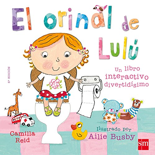 El orinal de Lulú por Camilla Reid