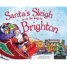 Santa's Sleigh is on its Way to Brighton