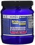 Perfect Nutrition BCAA/Glutamine Poudre Complément pour Perte de Poids Punch aux Fruits