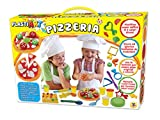 TEOREMA Theorem 63921 - plastiart The Pizzeria with 5 Jars of plasticine
