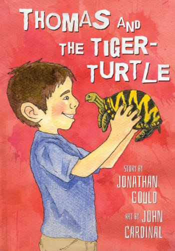 Thomas and the Tiger-Turtle: A Picture Book for Kids ...