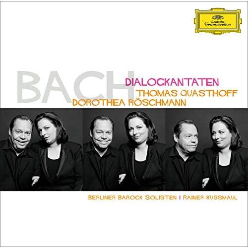 J.S. Bach: Selig ist der Mann Cantata, BWV 57 - 4. Recitativo: Ich reiche dir die Hand