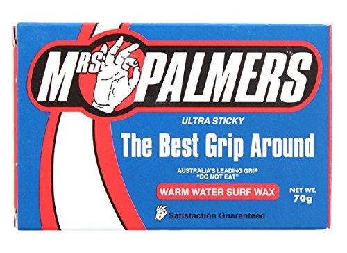 MRS PALMERS 70g Surf Wachs warm