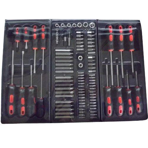 Benson Tools Werkstattwagen mit 1121 Teile - 5