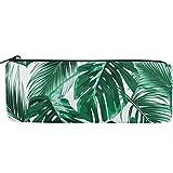 Foglie di palma tropicale Shinesnow 428203480portapenne scuola matita caso sacchetto di cancelleria per bambini Boys bambini teenager donne cosmetici