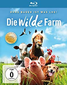Die wilde Farm [Blu-ray]