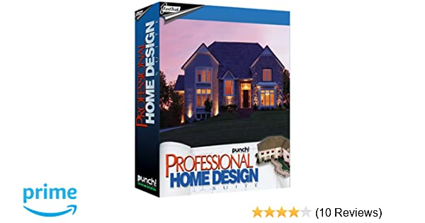 Punch Professional Home Design Amazoncouk Software