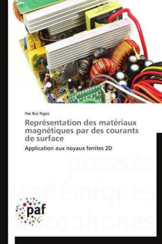 Représentation des matériaux magnétiques par des courants de surface